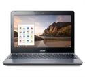 Acer NX.SHEEB.002 - Acer C720-29552G03aii Chromebook, Chromebook, Gris, Concha, 1,4 GHz, Intel Celeron, 2955U