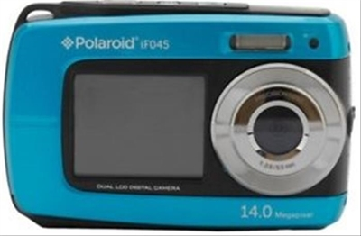 0d2b67fb7c4c5 Cámaras Digitales Polaroid IF045-BLU Camara Digital Polaroid If045 ...