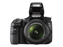 Sony SLTA58K.CEC - Sony a (Alpha) SLT-A58K - Cámara digital - SLR - 20.1 Mpix - 3 zoom óptico x lente DT de 1